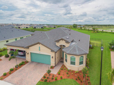 Port Saint Lucie, Saint Lucie West Single Family Home For Sale: 11267 SW Winding Lakes Circle