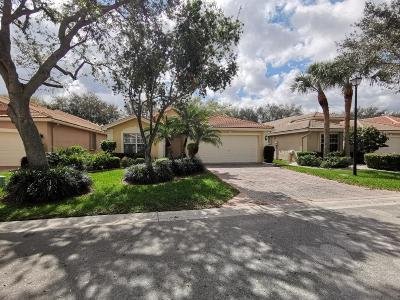 Delray Beach FL Single Family Home For Sale: $385,000