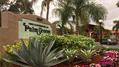Delray Beach Condo For Sale: 13729 Date Palm Court #A