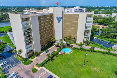North Palm Beach Condo For Sale: 336 Golfview Road #512