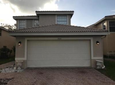 Greenacres Single Family Home For Sale: 5545 Wishing Star Lane