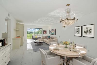Delray Beach Condo For Sale: 14426 Amberly Ln #201