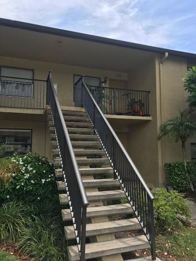 Deerfield Beach Condo For Sale: 1278 S Military Trail #122