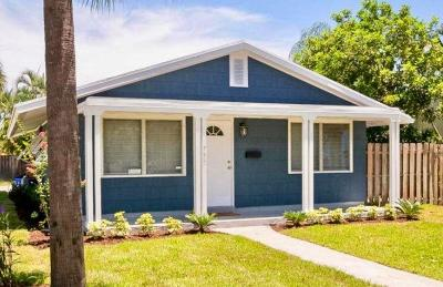 West Palm Beach Single Family Home For Sale: 735 Macy Street