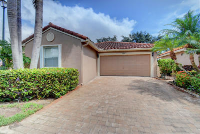 Boynton Beach Single Family Home For Sale: 7239 Whitfield Avenue