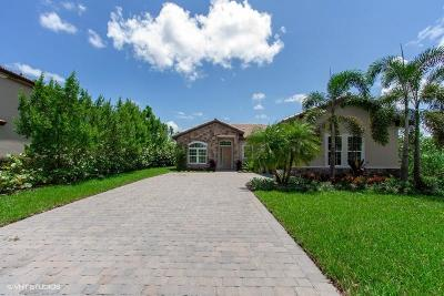 Jupiter Single Family Home For Sale: 7058 Limestone Cay Road