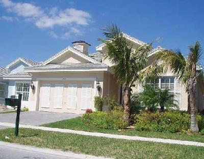West Palm Beach Single Family Home For Sale: 10795 La Strada