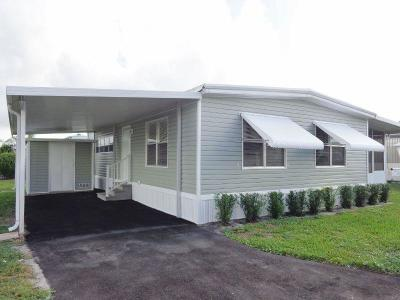 Boynton Beach FL Mobile Home For Sale: $75,900