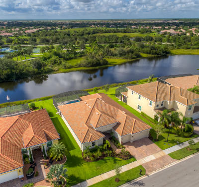 Port Saint Lucie Single Family Home Contingent: 11979 SW Aventino Drive