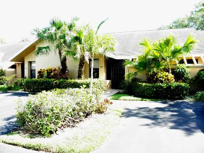 Boca Raton FL Townhouse For Sale: $188,900