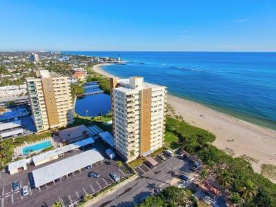 Pompano Beach Condo For Sale: 1620 Ocean Boulevard #309