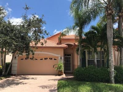 Palm Beach Gardens Single Family Home For Sale: 8 Porta Vista Circle