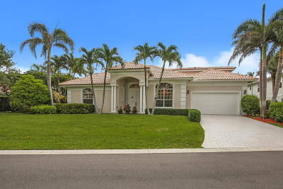 Jupiter Inlet Colony Single Family Home For Sale: 56 Colony Road