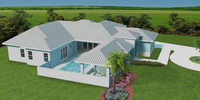 Port Saint Lucie Single Family Home For Sale: 159 SE Osprey Ridge