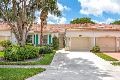 Delray Beach Single Family Home For Sale: 6194 Petunia Road