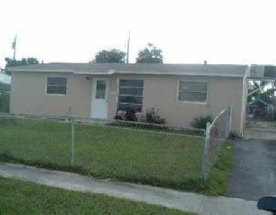 West Palm Beach Single Family Home For Sale: 5320 Eadie Place