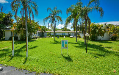 Delray Beach Residential Lots & Land For Sale: 912 Palm Trail