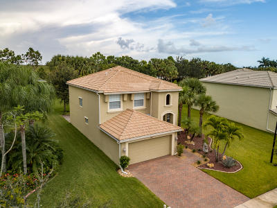 Royal Palm Beach Single Family Home For Sale: 2407 Bellarosa Circle