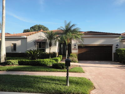 West Palm Beach Single Family Home Contingent: 10749 Waterford Place