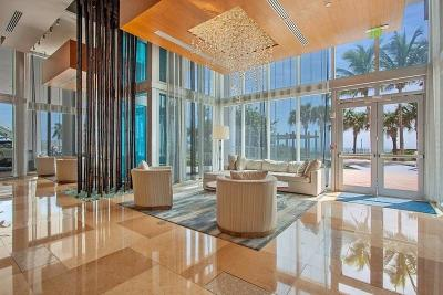 Miami Beach Condo For Sale: 6899 Collins Avenue #905