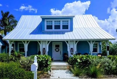 Lake Worth Single Family Home For Sale: 245 Princeton Drive