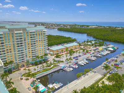 Boynton Beach Condo For Sale: 700 E Boynton Beach Boulevard #808