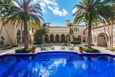 Boca Raton Single Family Home Sold: 450 E Coconut Palm Road