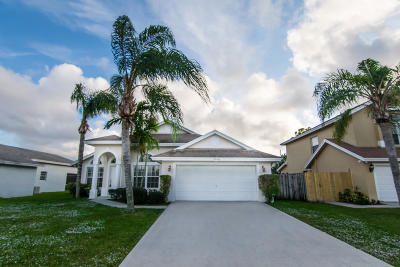 Jupiter Single Family Home Contingent: 6054 Foster Street