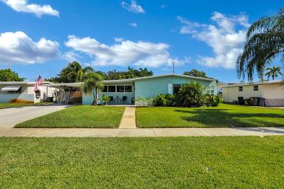 North Palm Beach Single Family Home For Sale: 753 Flamingo Way