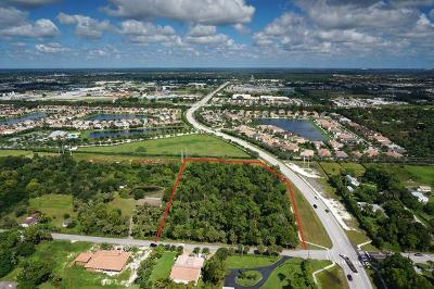Royal Palm Beach Residential Lots & Land For Sale: 8577 Pioneer Road