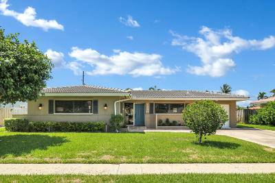 Boca Raton Single Family Home For Sale: 1290 SW 4th Street