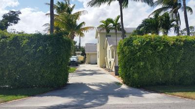Lantana Single Family Home Contingent: 613 5th Street