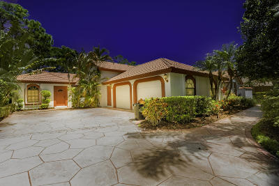 Port Saint Lucie Single Family Home For Sale: 1413 SW Osprey Cove