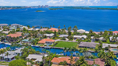 Singer Island Residential Lots & Land For Sale: 1091 Gulfstream Way