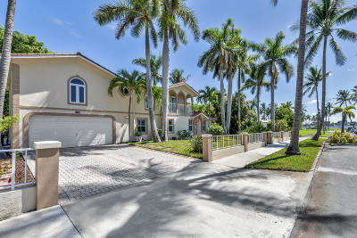 West Palm Beach Single Family Home For Sale: 221 10th Street