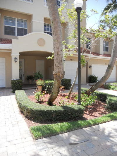 Cielo Townhomes At Shops Of Donald Ross Rental For Rent: 4813 Sawgrass Breeze Drive