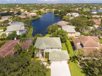 Jupiter Single Family Home For Sale: 508 Cocoplum Drive