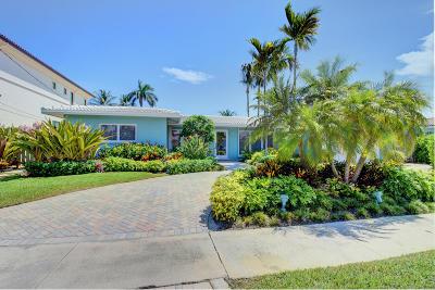 Boca Raton FL Single Family Home For Sale: $1,049,000