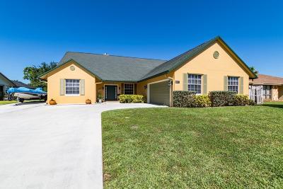 Royal Palm Beach Single Family Home For Sale: 332 Las Palmas Street