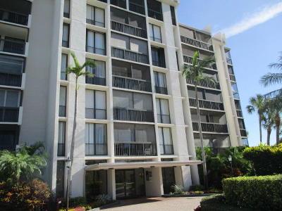 Boca Raton Condo For Sale: 1752 Bridgewood Drive