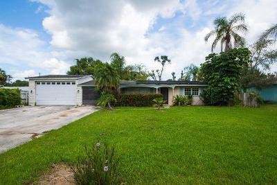 Fort Pierce Single Family Home For Auction: 7808 Santa Rosa Parkway