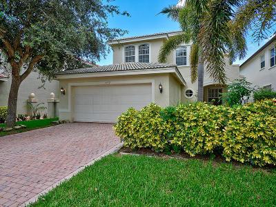 Boynton Beach Single Family Home For Sale: 8812 Sandy Crest Lane