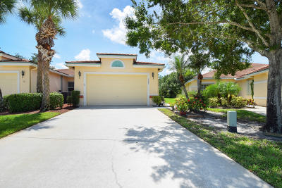 Palm City Single Family Home For Sale: 1361 SW Greens Pointe Way #1361