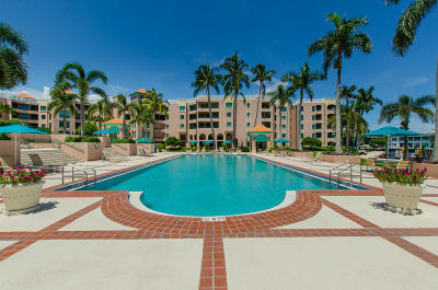Mizner Court, Mizner Court Cond I, Mizner Court Condo, Mizner Court Condominium Condo For Sale: 100 SE 5th Avenue #310