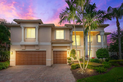 Palm City Single Family Home For Sale: 2346 SW Golden Bear Way