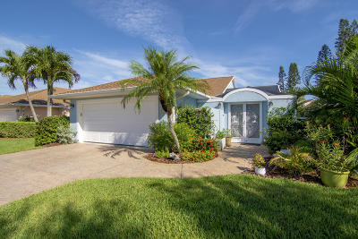 Hutchinson Island FL Single Family Home For Sale: $347,300