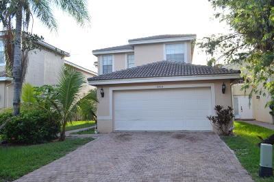Greenacres Single Family Home For Sale: 5209 Rising Comet Lane