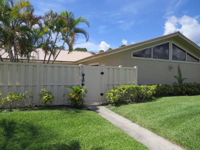 Palm Beach Gardens Single Family Home For Sale: 5722 Golden Eagle Circle