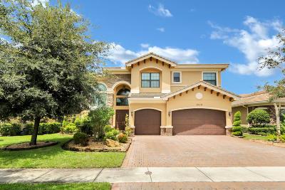 Boynton Beach Single Family Home For Sale: 9510 Equus Circle