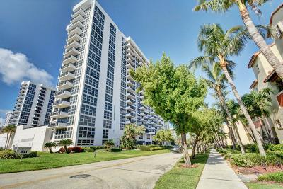 Pompano Beach Condo For Sale: 531 Ocean Boulevard #502